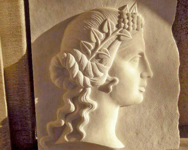 Semeli Mother of god Dionysus